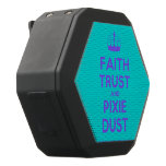 [Knitting crown] faith trust and pixie dust  Boombot REX Speaker Black Boombot Rex Bluetooth Speaker