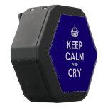 [Crown] keep calm and cry  Boombot REX Speaker Black Boombot Rex Bluetooth Speaker