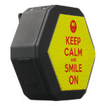[Smile] keep calm and smile on  Boombot REX Speaker Black Boombot Rex Bluetooth Speaker