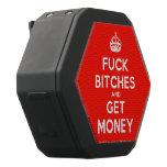 [Crown] fuck bitches and get money  Boombot REX Speaker Black Boombot Rex Bluetooth Speaker