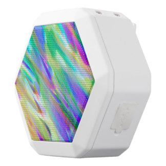 Boombot Rex Speaker Colorful digital art splashing