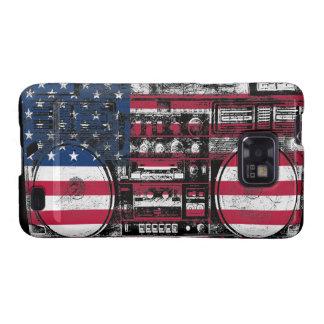 boombox americano galaxy SII carcasa