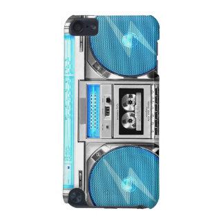 Boombox azul carcasa para iPod touch 5G