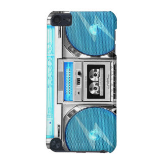 Boombox azul funda para iPod touch 5G