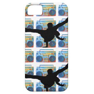 Boombox B-Boy iPhone 5 Case