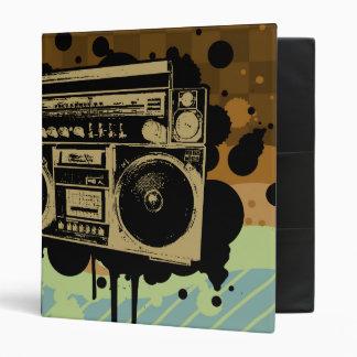 BoomBox Vinyl Binders