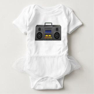 Boombox Cartoon Baby Bodysuit