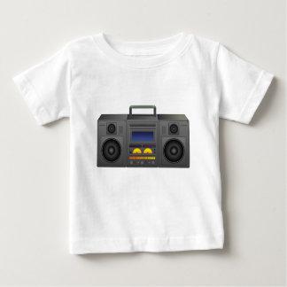 Boombox Cartoon Baby T-Shirt