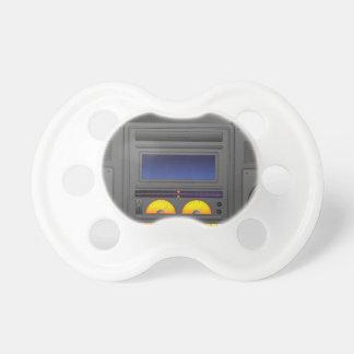 Boombox Cartoon Pacifier