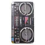 Boombox clásico iPod touch Case-Mate carcasas
