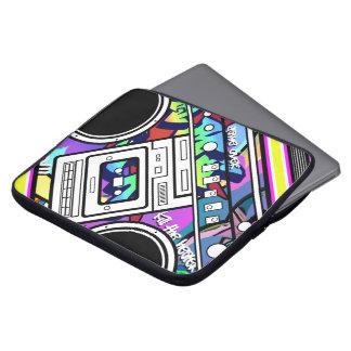 Boombox Computer Sleeve