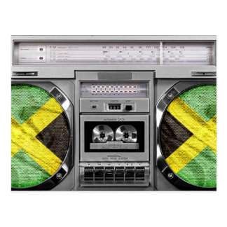 Boombox de Jamaica Postal