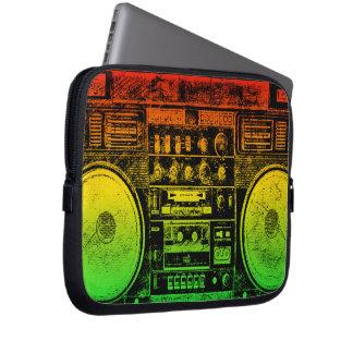boombox del reggae manga portátil