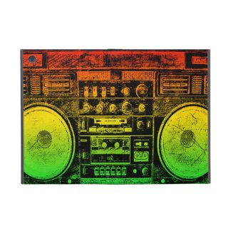 boombox del reggae iPad mini carcasas