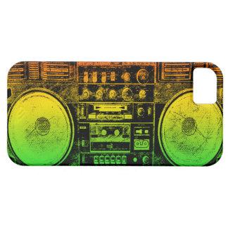 boombox del reggae funda para iPhone SE/5/5s