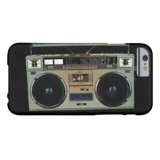 Boombox Funda Para iPhone 6 Barely There