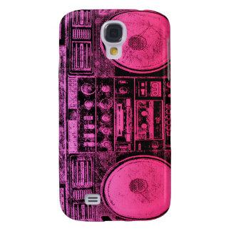 Boombox Galaxy S4 Case