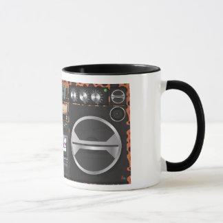 Boombox Ghetto Blaster Mug