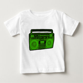 boombox ghetto blaster radio baby T-Shirt