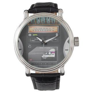 Boombox Ghetto Blaster Watches