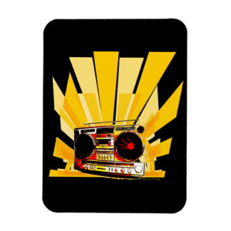 Boombox Graphic Magnets
