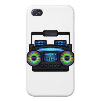 Boombox iPhone 4/4S Cases