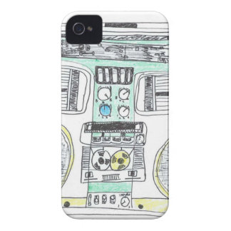 Boombox iPhone 4 Case-Mate Case