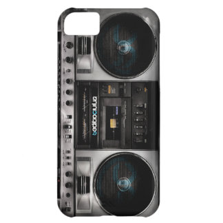 Boombox Ipod Case SC Case For iPhone 5C