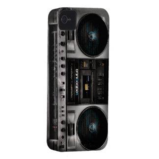 Boombox Ipod Case SC iPhone 4 Case-Mate Case