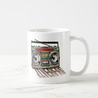 BoomBox-jiveafro Coffee Mugs