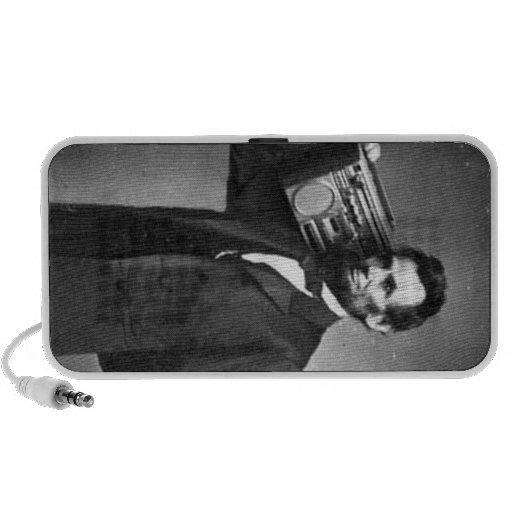 Boombox Lincoln iPhone Altavoz