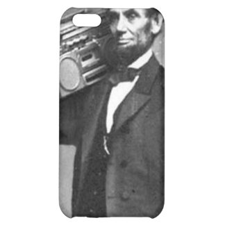Boombox Lincoln iPhone 5C Cases