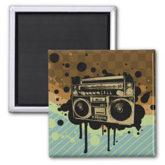 BoomBox Magnet