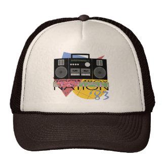 Boombox Nation 83 Trucker Hat