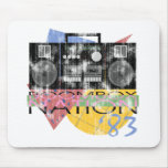 Boombox Nation 83 Mouse Mats