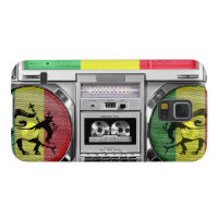 boombox reggae case for galaxy s5