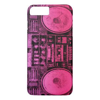boombox rosado funda iPhone 7 plus
