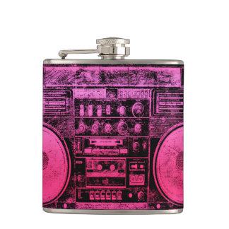 boombox rosado petaca