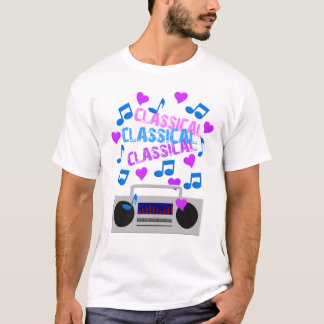 Boombox shirt - choose style & color
