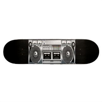 Boombox Skateboard