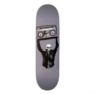 Boombox Skateboard Deck