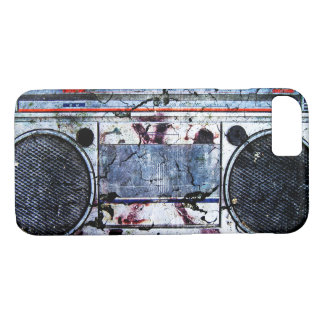 Boombox urbano funda iPhone 7