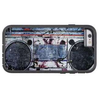 Boombox urbano funda tough xtreme iPhone 6