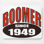 BOOMER1949 MOUSE PAD