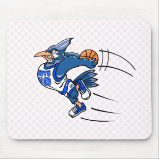 Boomer Blue Jay Mouse Pad