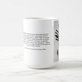 Boomer Linemen Defying Gravity! Coffee Mug