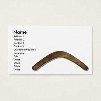 Boomerang072310, Name, Address 1, Address 2, Co... Business Card