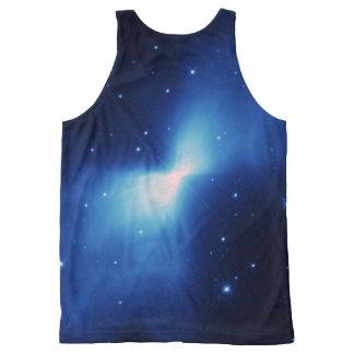 Boomerang Nebula All-Over Print Tank Top