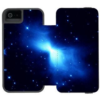 Boomerang Nebula Hubble Astronomy NASA Wallet Case For iPhone SE/5/5s