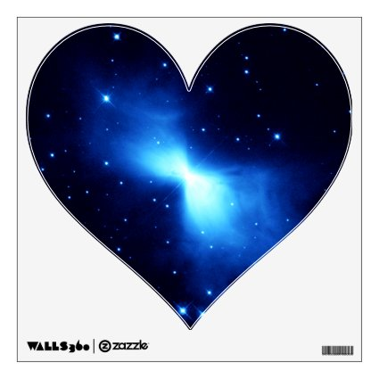 Boomerang Nebula Hubble Astronomy Room Stickers